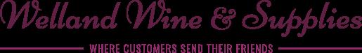 Welland Wine & Supplies Logo